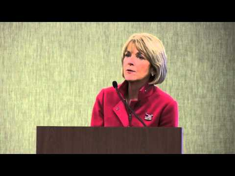 Martha Coakley speaks at MACDC's 2014 Convention