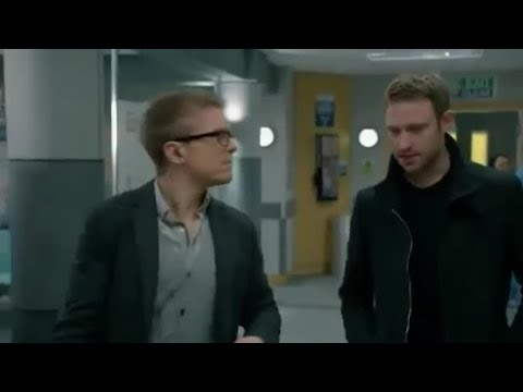 Casualty   Series 30 Episode 32 - Cal And Ethan Scenes