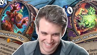 (Hearthstone) Dueling The Darkness and The Devourer
