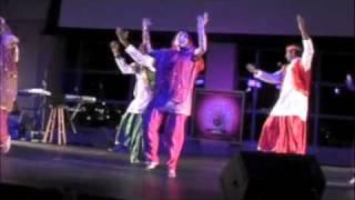 Bhangra Dance for Diwali 08, UVM.