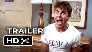 Repeat youtube video Neighbors Official Trailer #3 (2014) - Zac Efron, Seth Rogen Movie HD