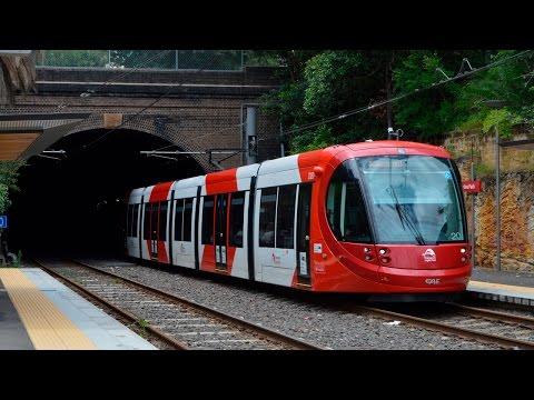 The Sydney Light Rail: Central - Lilyfield