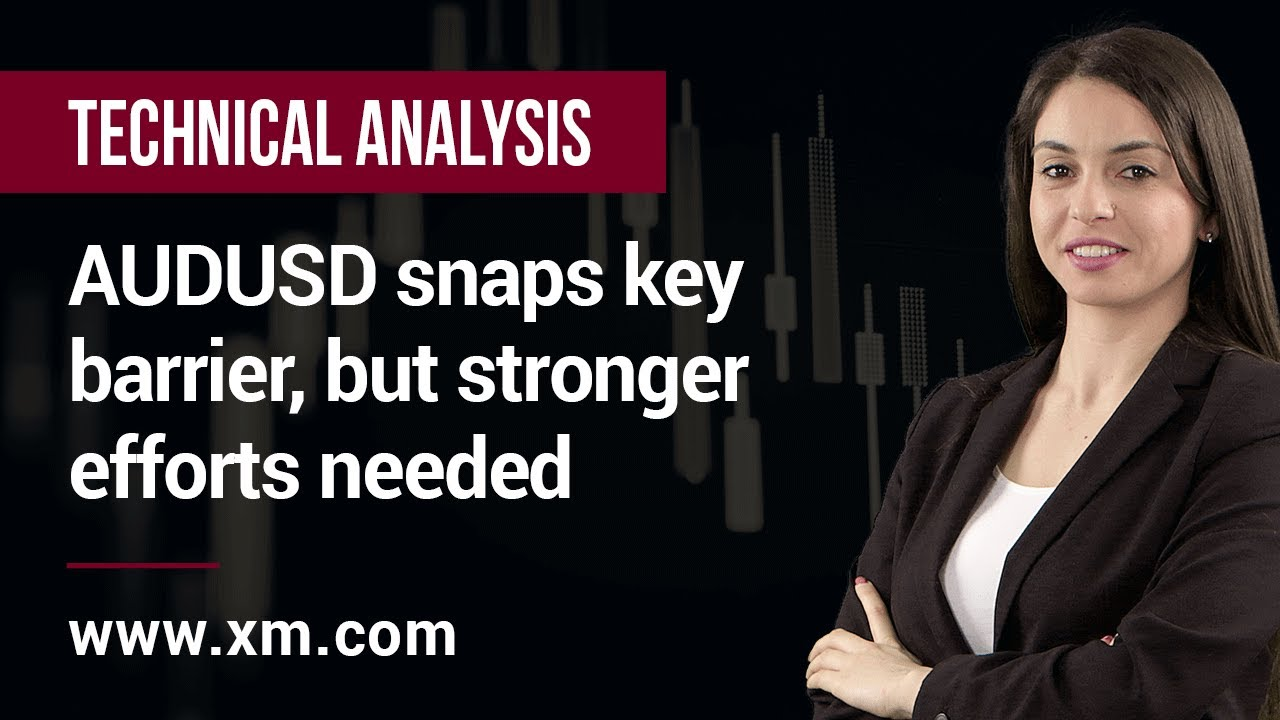 Technical Analysis: 29/07/2021 - AUDUSD snaps key barrier, but stronger efforts needed