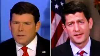 Fox News Anchor Calls Out Paul Ryan's BS: 'What's a CBO Report You're Discouraged By?'