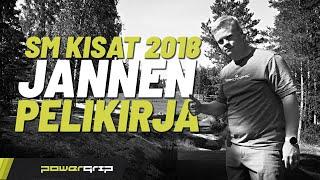 SM Kisat 2018 - Jannen Pelikirja