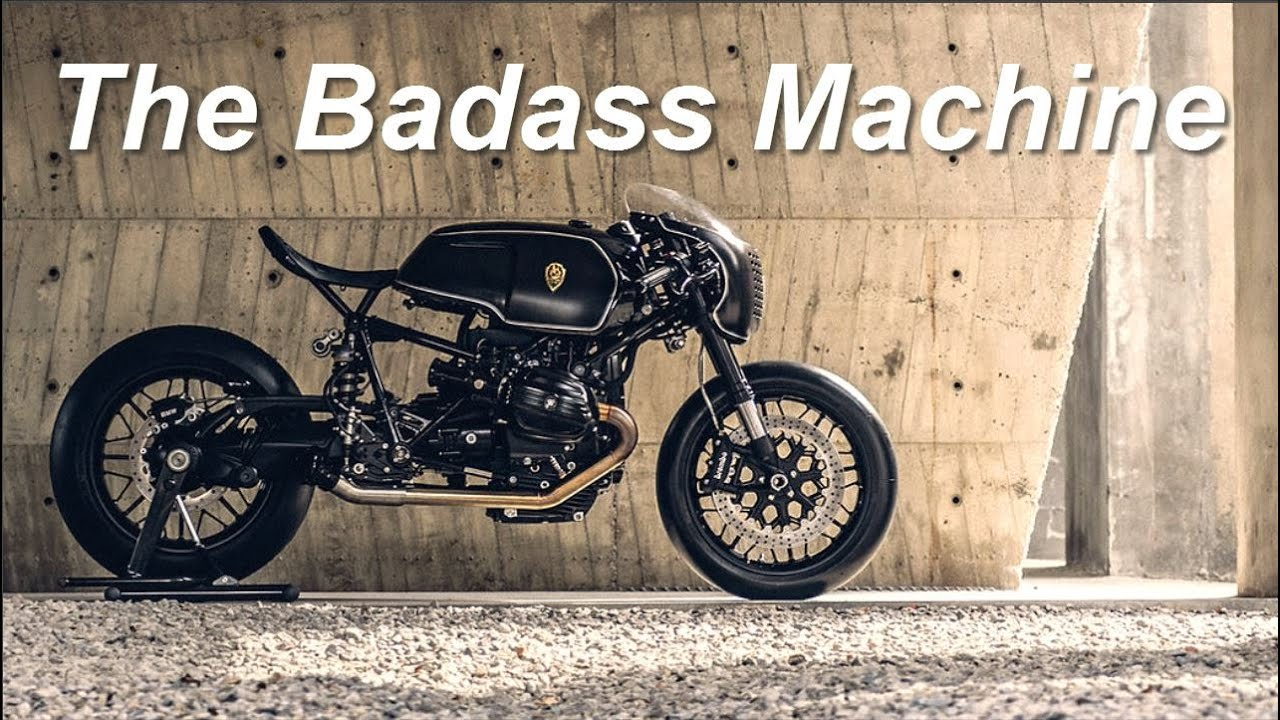 cafe racer bmw r nine t by taiwan s rough crafts youtube. Black Bedroom Furniture Sets. Home Design Ideas