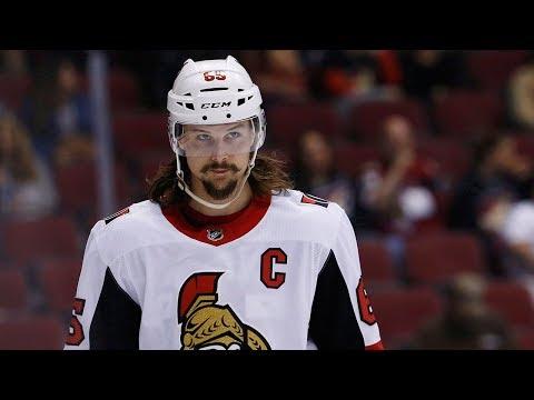 Sens Trade Karlsson to Sharks