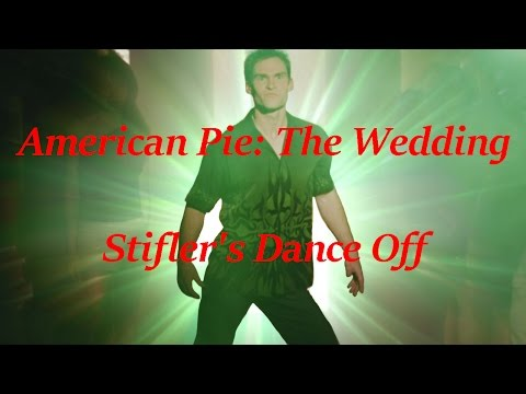 American Pie 3: The Wedding - Stifler's Dance Off (720p,60fps)