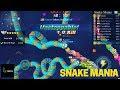 Snake Mania - Highly Addictive Facebook Games