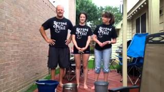 BTV/Turner family take the Ice Bucket Challenge