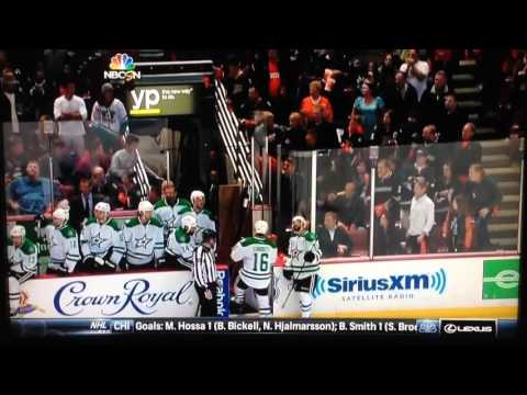 Jeremy Roenick explains why Perry is dirty.