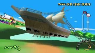 Boundary Break: Mario Kart DoubleDash/Wii