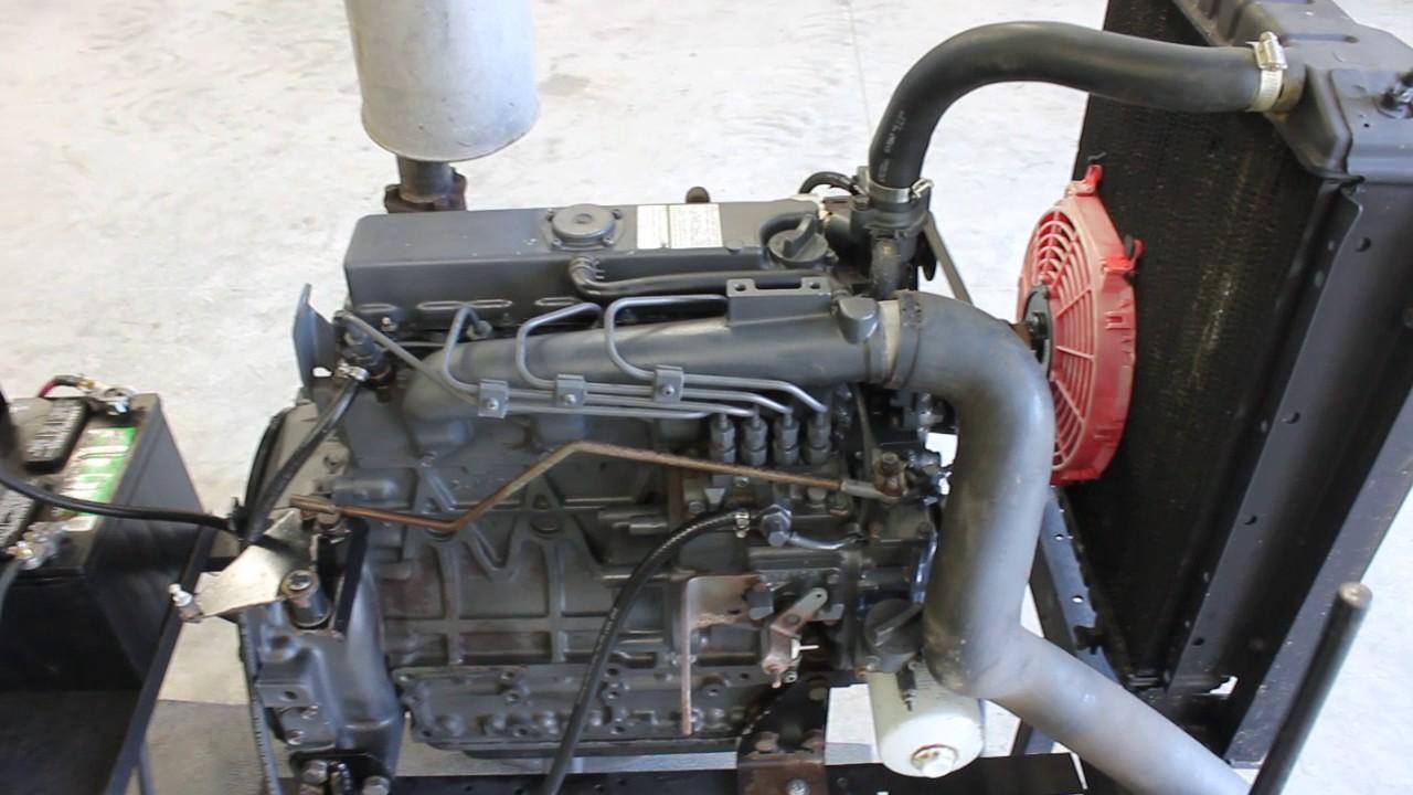 kubota v2203 diesel engine