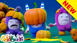 ODDBODS | PumpKing | NEW HALLOWEEN 2020 | Full Episode | Cartoons For Kids