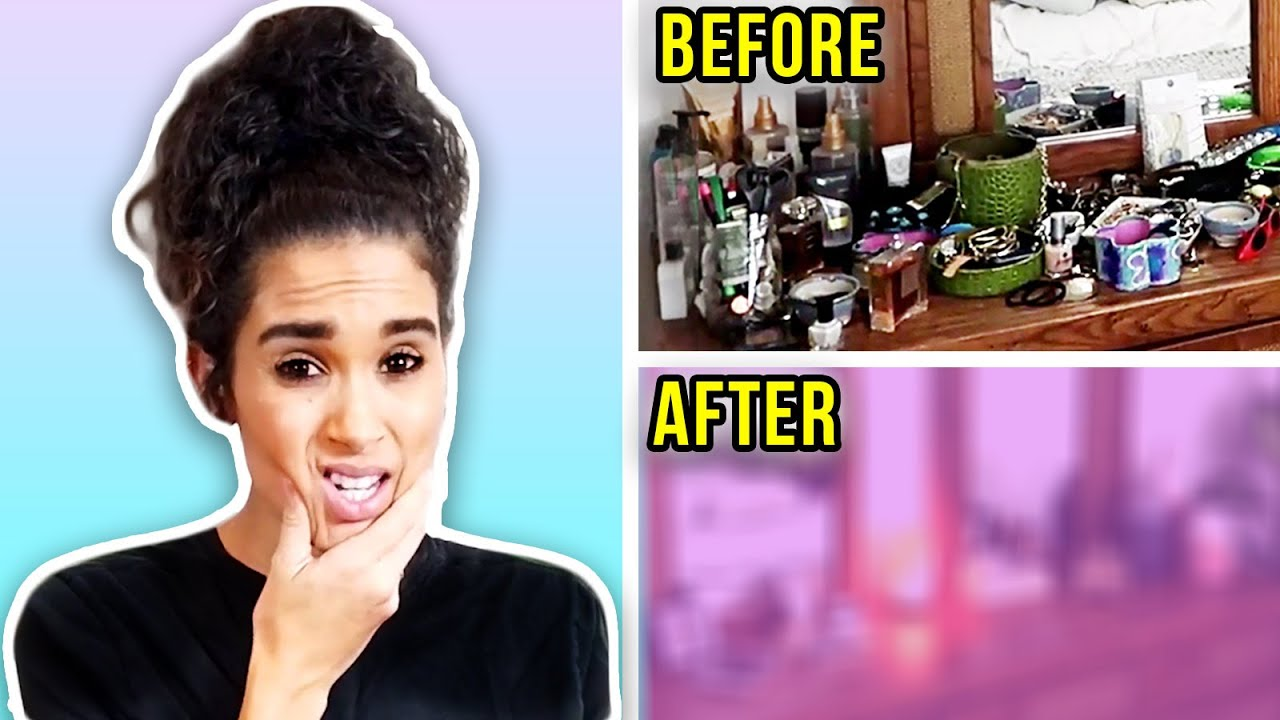 3 Small Space Makeovers Under $100!
