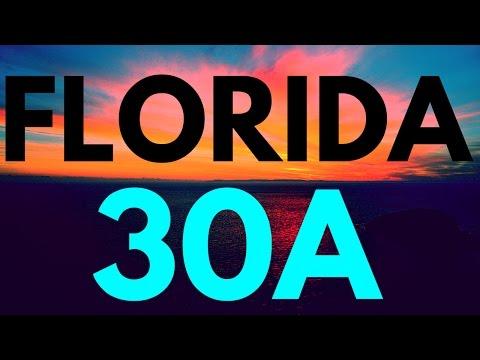 30A - Florida Beaches! Aerial View! Mp3