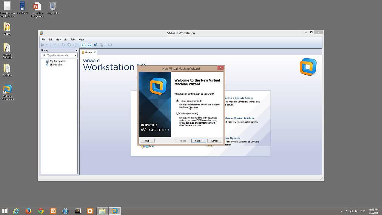 چگونه نرم افزار vmware را نصب و سیستم عامل اوبونتو را روی آن اجرا ...
