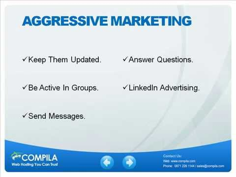 How To Use LinkedIn To Promote Your Business