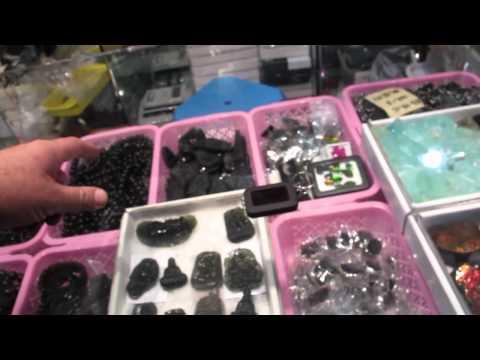Undercover Footage - Fake Moldavites China