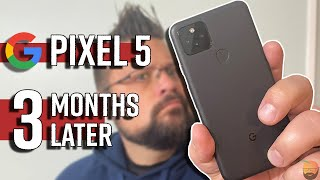 Google Pixel 5 - 3 Month Review! Is the Pixel 5 worth it?