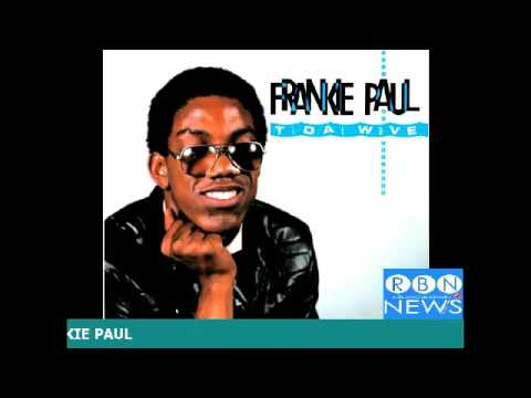 FRANKIE PAUL TRIBUTE, Dead at 52 y-o..REST IN PEACE.. w/ Radio Personality, Jeff Sarge (NJ) Memories
