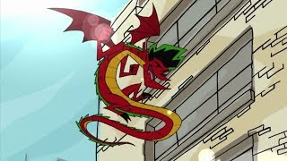 American Dragon Jake Long Theme (EU Portuguese)