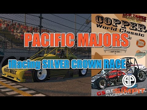 We Made the Main Event!! - Pacific Majors Copper Classic - Silver Crown - Phoenix - LIVE