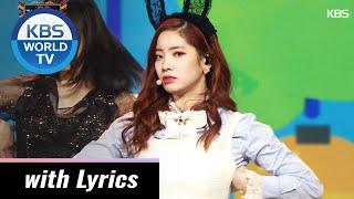 TWICE(트와이스) - CHEER UP + TT [The 2016 KBS Song Festival / ENG / 2016.12.29]