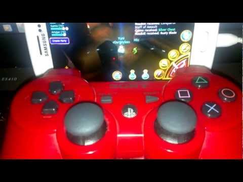 Arcane Legends PS3 Controller Gameplay