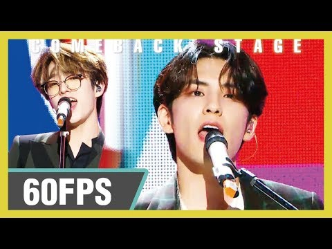 60FPS 1080P | DAY6 (데이식스) - Sweet Chaos Show! Music Core 20191026