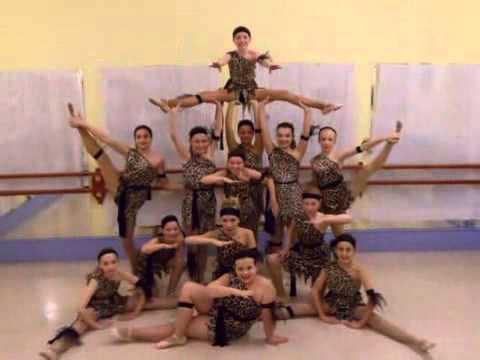 The Pauline Cook School Of Dancing