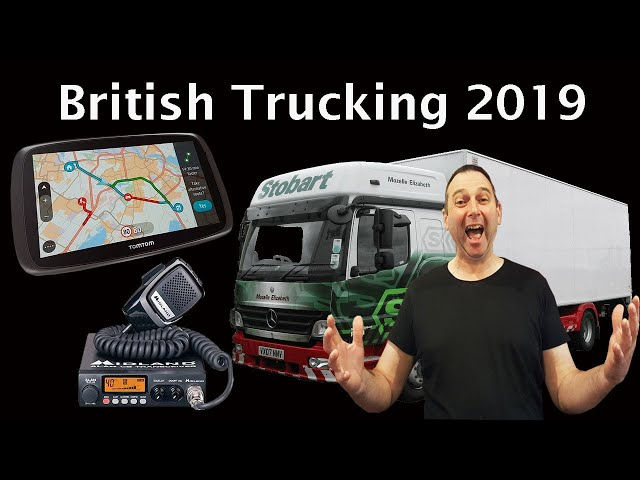 BRITISH TRUCKING 2019 for UK Truck Drivers