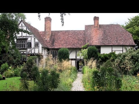 Stoneacre Medieval Yeoman's House And Garden, Otham,  Kent.