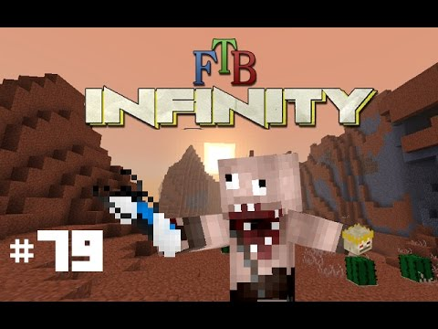 Minecraft: FTB Infinity: Nether Star Power & Laser Foci! (Part 79) (Dutch Commentary)