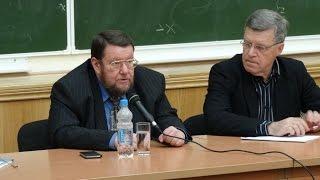Открытая лекция Евгения Сатановского на факультете политологии
