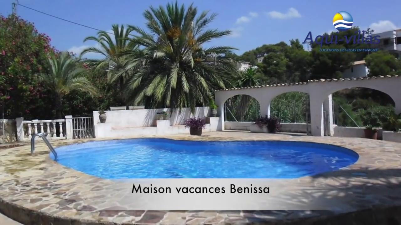 Location Villa Espagne   Villa Bénissa