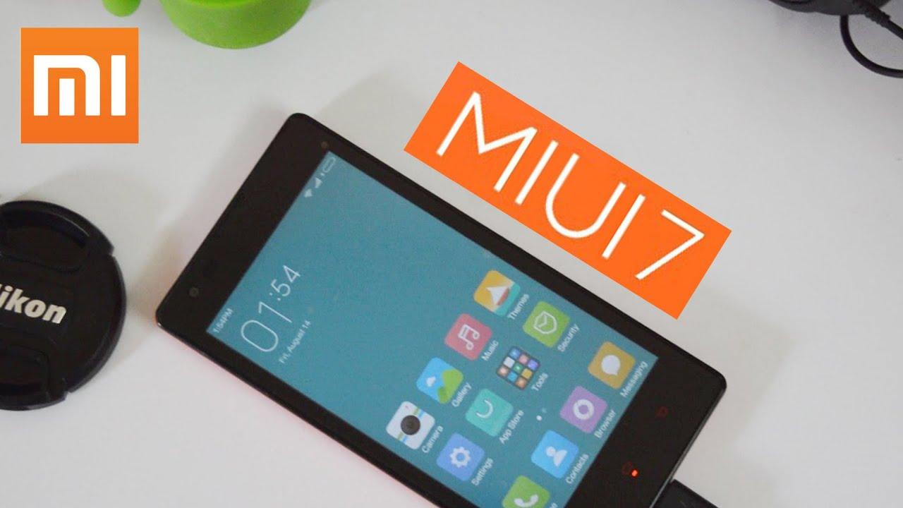 Update MIUI 7 on Redmi 1S/2 Mi 3/4/4i (Official)