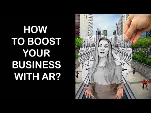How to Boost Your Business with Augmented Reality?