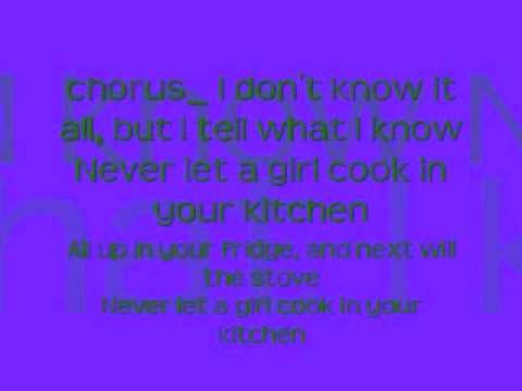Mary J Blige Kitchen ( Lyrics) Mary J
