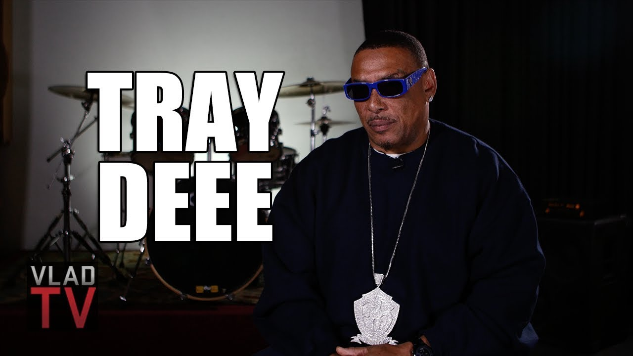 Tray Deee Disagrees with Boosie: I've Always Been a Rapper and a Gangster (Part 3)