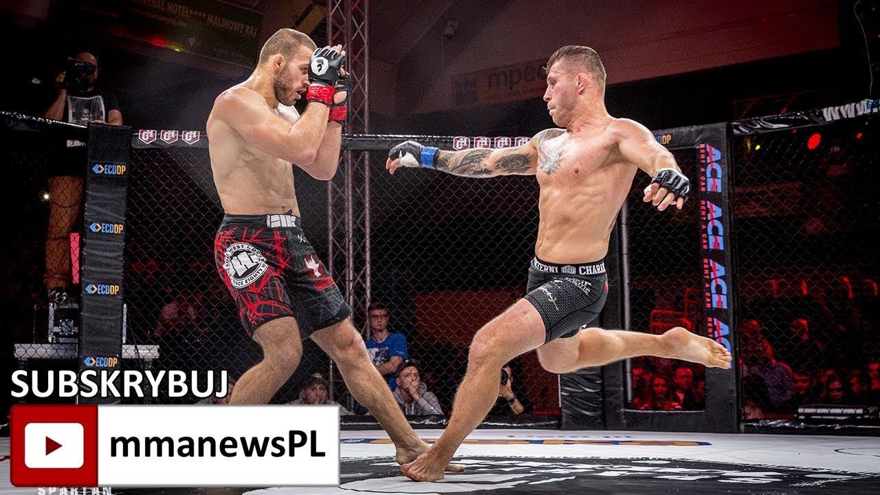 Spartan Fight 8: Artur Kamiński vs Michał Golasiński [NO CONTEST]