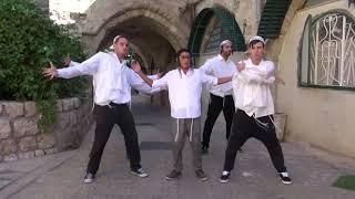 קליפ בר מצווה בשילוב ריקודים ברחובות תל אביב