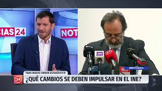 """Economista por fallas en el INE: """"El principal problema que se ha generado aquí es la desconfianza"""""""