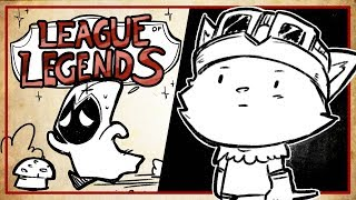 Le 13 cose che AMO/ODIO di League of Legends! - LOL - RichardHTT
