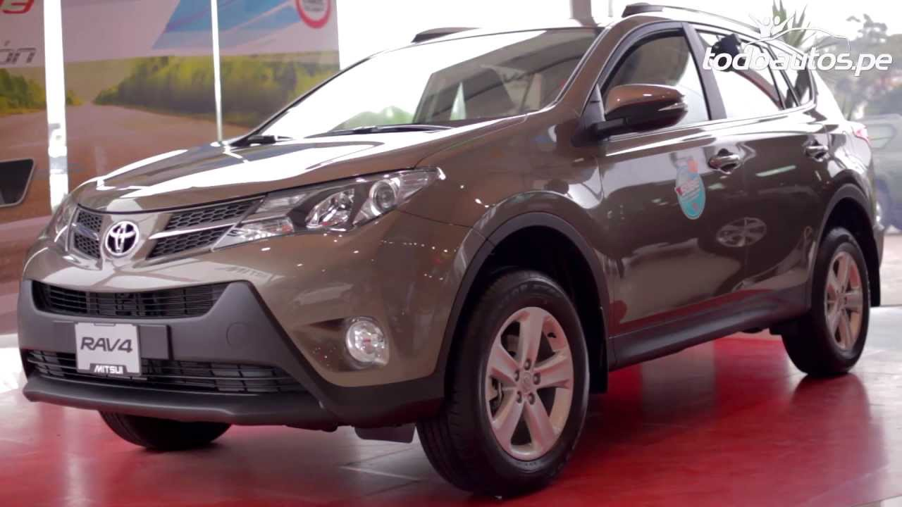 Nueva Toyota Rav4 2013 En Per 250 Video En Full Hd