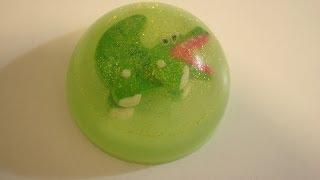 Мыло для детей. Часть 3. Soap for kids 3. (повторно)