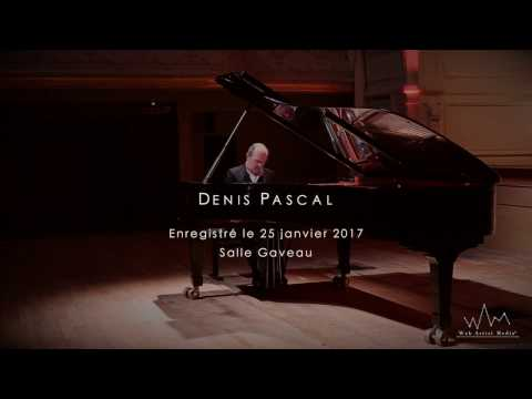 Denis Pascal - Andante Sostenuto - Sonate n°23 D960 - Franz Schubert