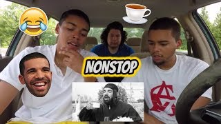 DRAKE - NONSTOP (OFFICIAL MUSIC VIDEO) REACTION REVIEW