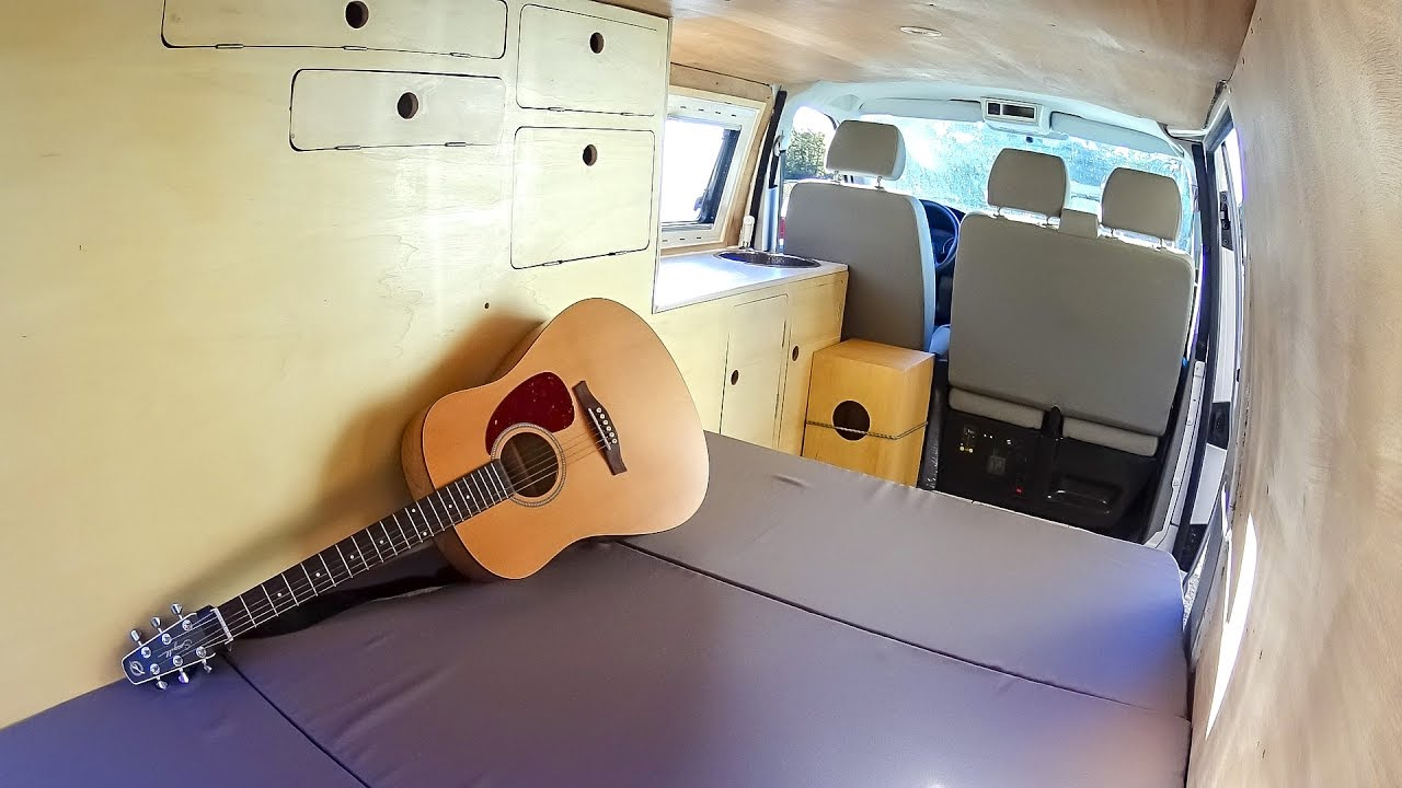 Très VW T5 camper van conversion - aménagement T5 Volkswagen - YouTube ZO56