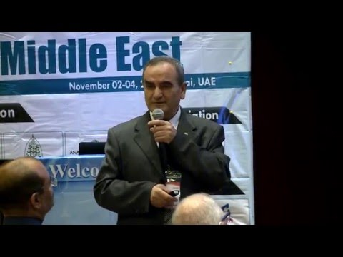 Derar Omari | Jordan | Pharma Middle East 2015| Conference Series LLC